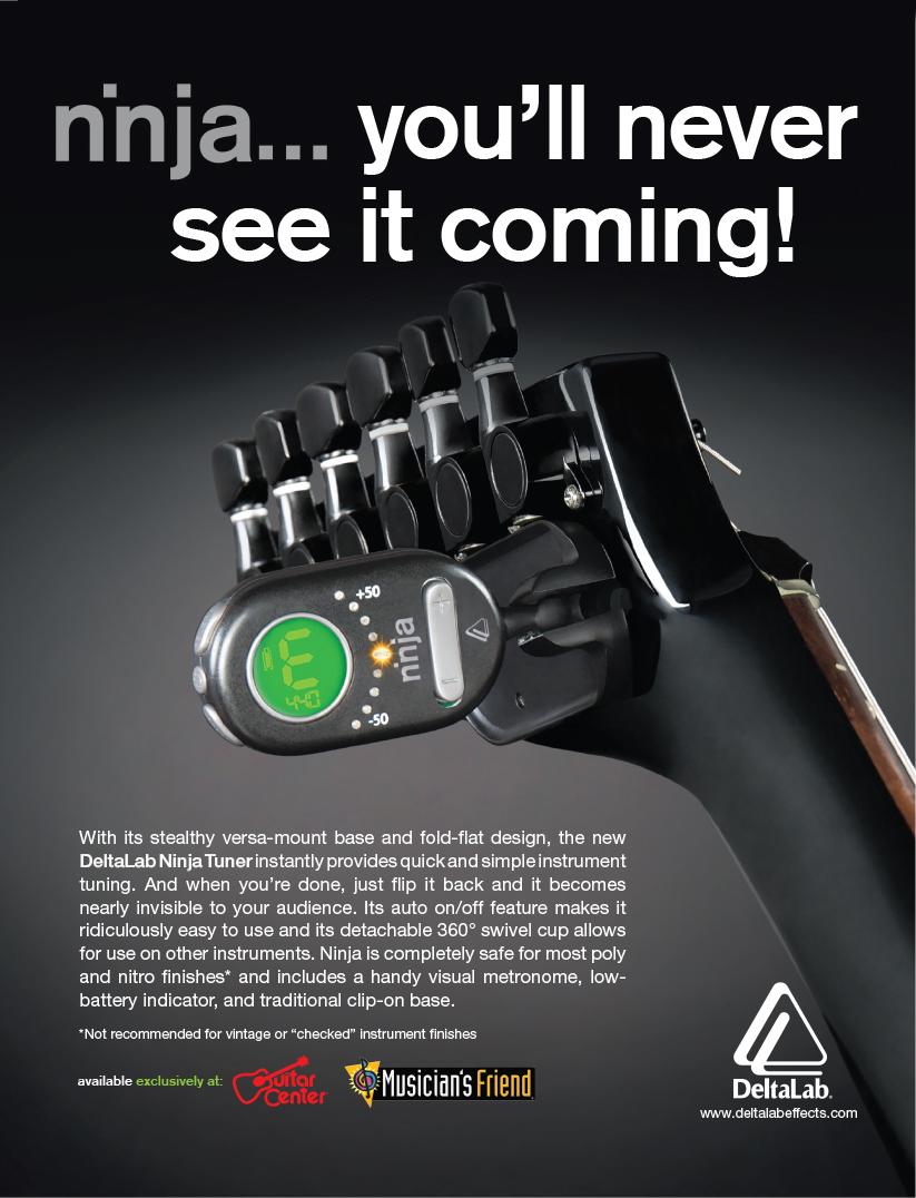 Delta Lab: ninja Ad
