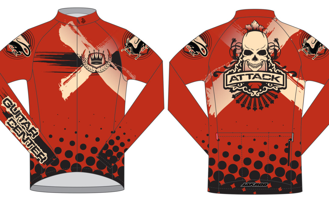 Guitar Center Cycling Jersey