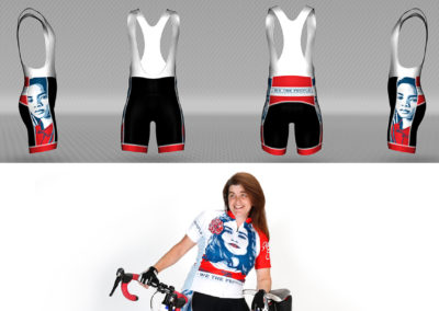 We the People Cycling Kit