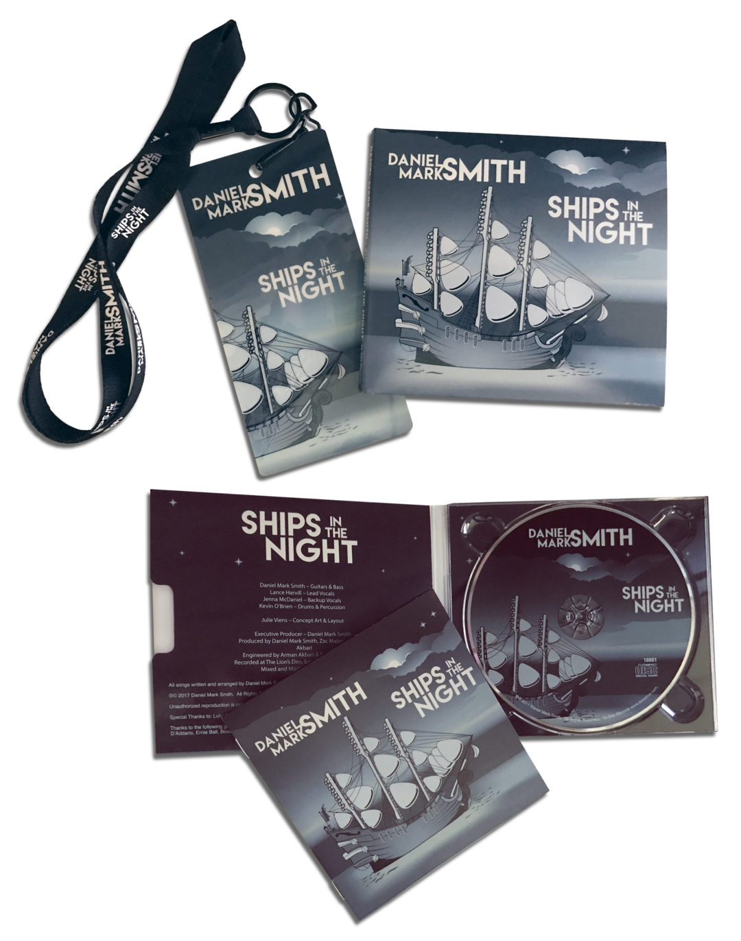 Ships in the Night DVD Packaging and Collateral