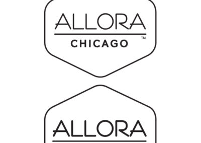 Allora Logo and Badge Configurations