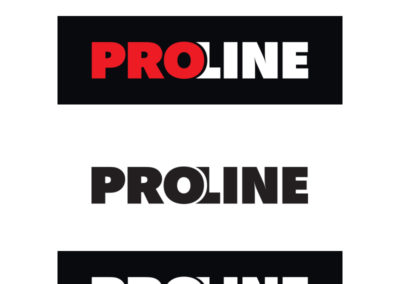 Proline Logo and Identity