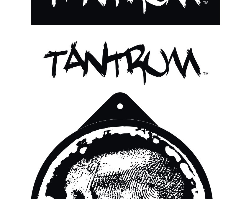 Tantrum Logo and Identity