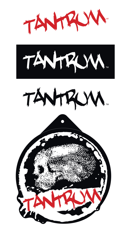 Tantrum Logo and Identity
