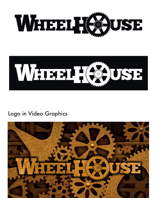 Wheelhouse Logo and Identity