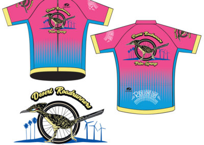 Desert Roadrunners Cycling Jersey