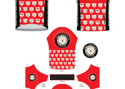 Mama Bear – Bear Mountain Cycling Company Jersey
